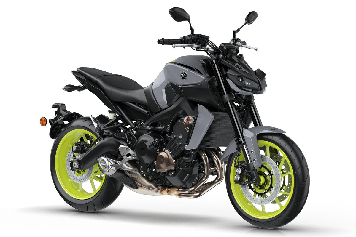 Precios de Yamaha MT-09
