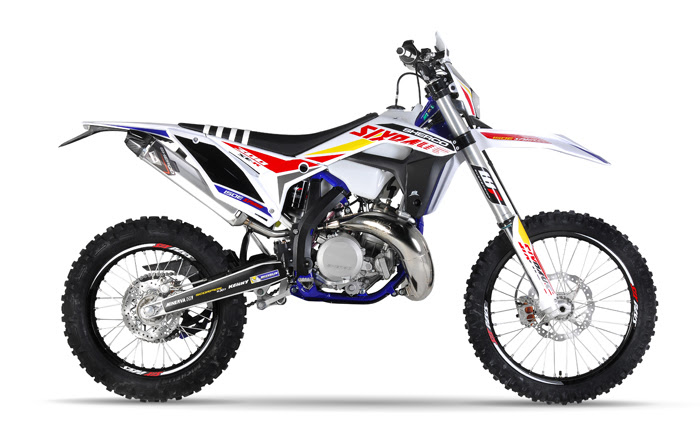 Sherco 250 SE-R Six Days