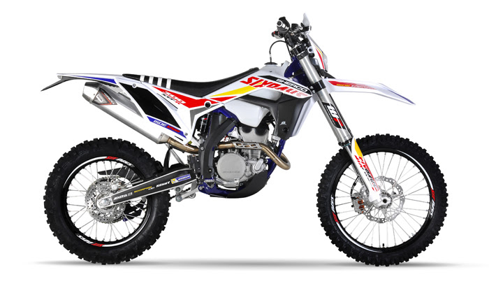 Sherco 250 SEF-R Six Days