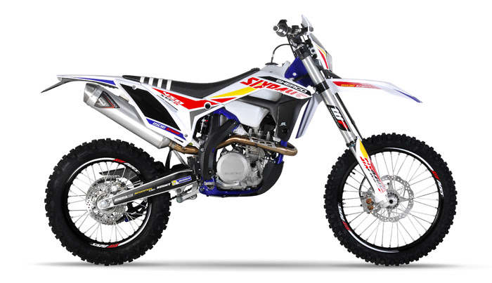 Sherco 450 SEF-R Six Days
