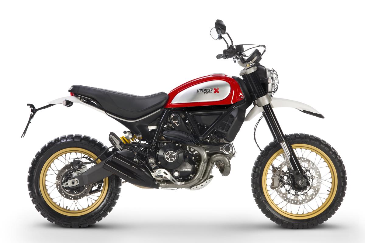 Precios de Scrambler Ducati Desert Sled Red