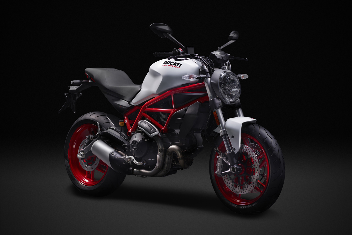 Precios del Ducati Monster 797