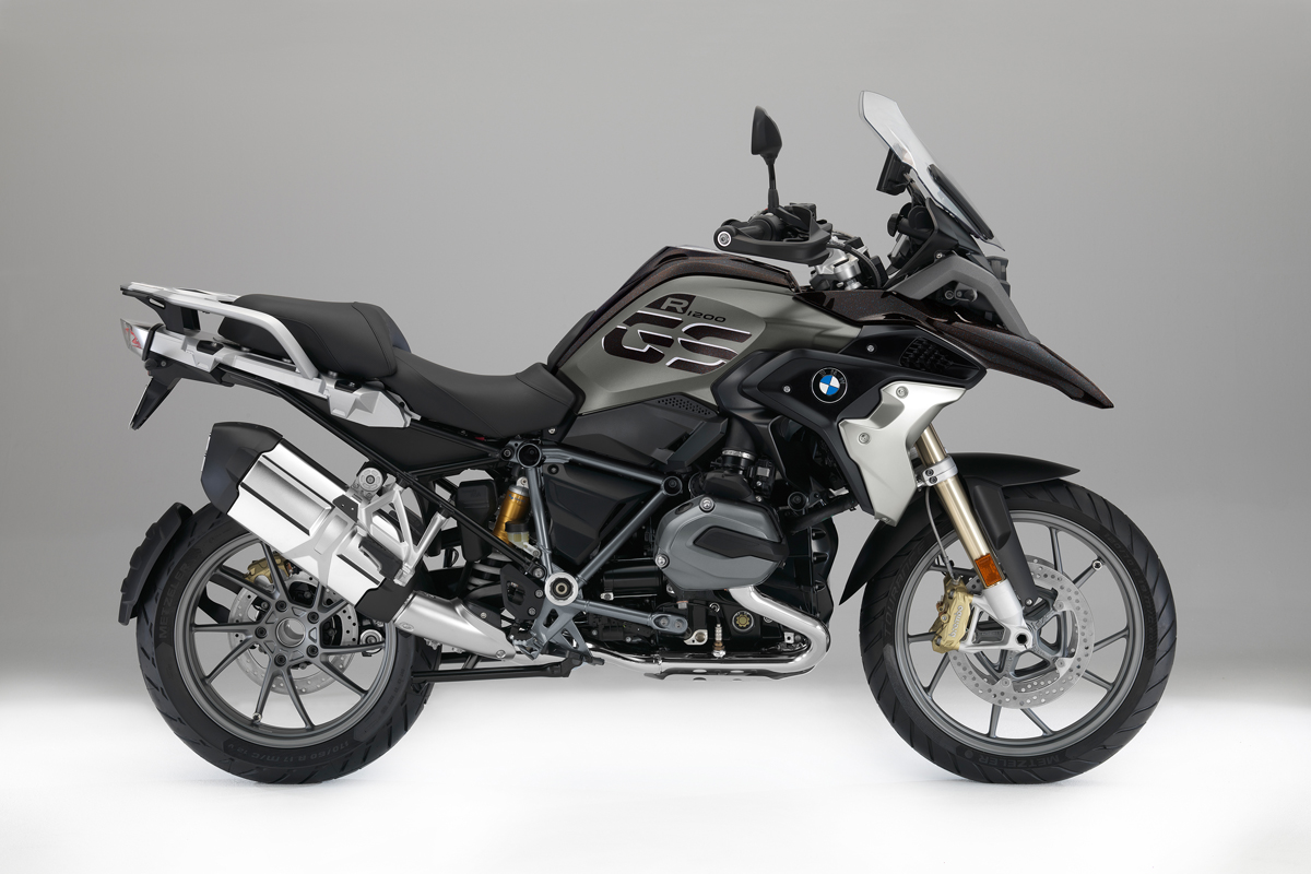 BMW R1200 GS Experience