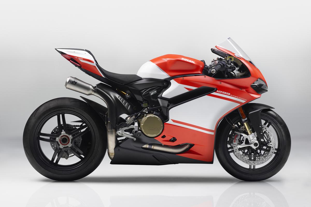 Precios de Ducati 1299 Superleggera