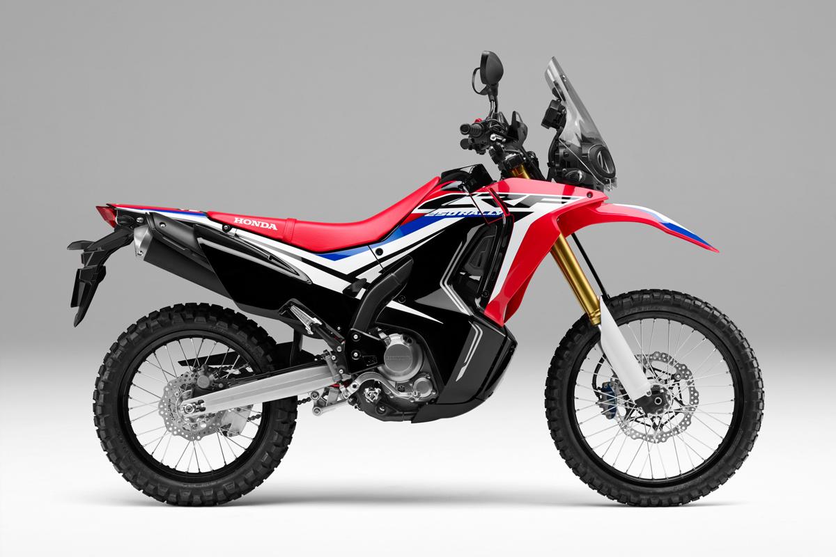 Precios de Honda CRF250 Rally