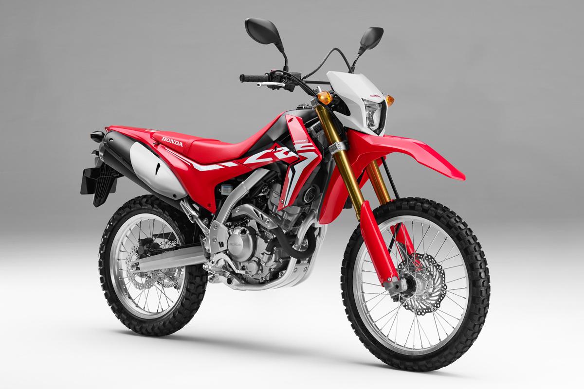 Precios de Honda CRF250 L