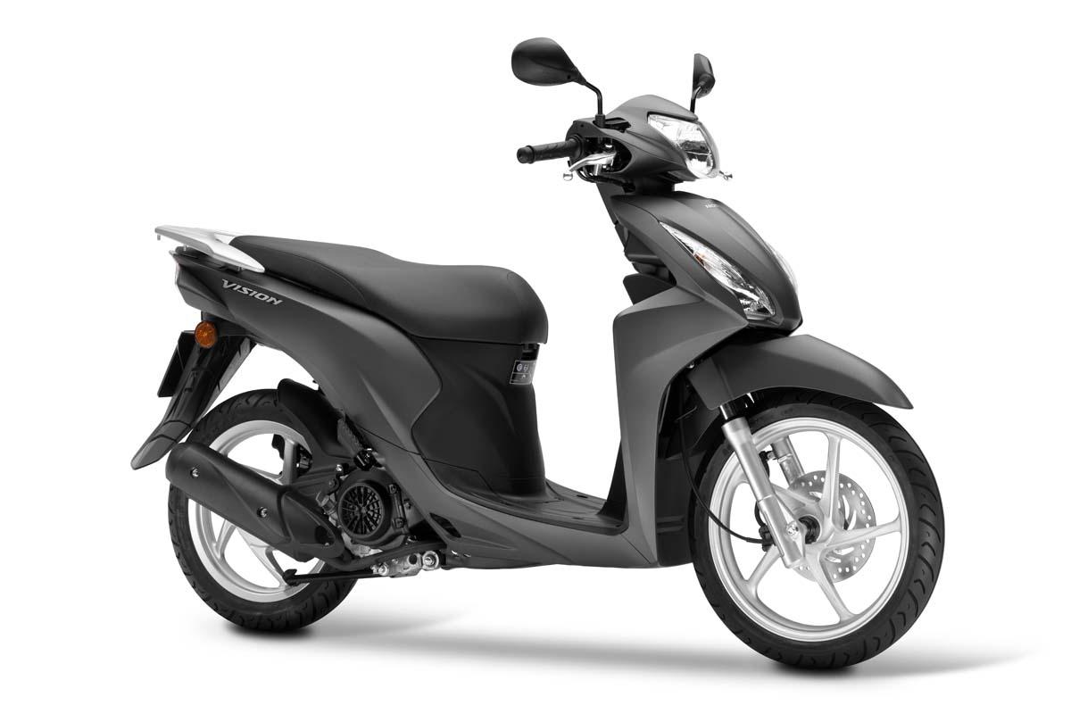 Precios de Honda Vision