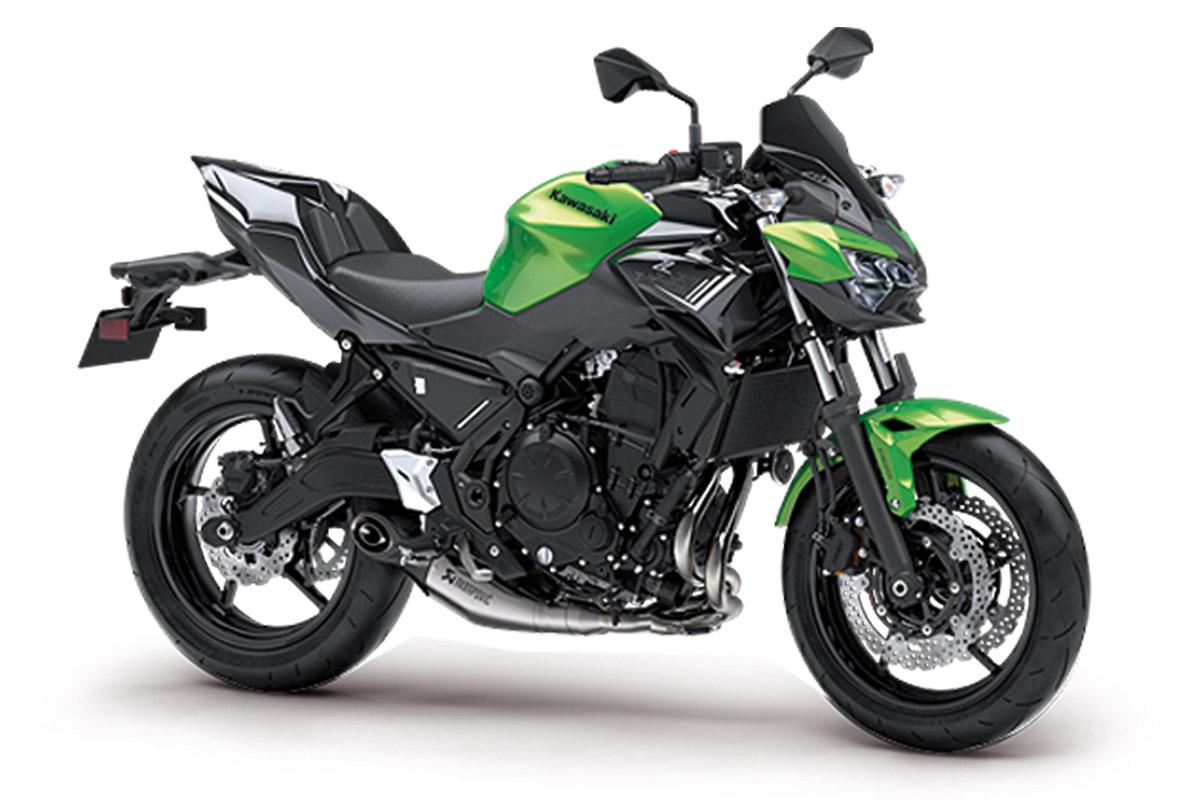 Precios del Kawasaki Z650 Performance