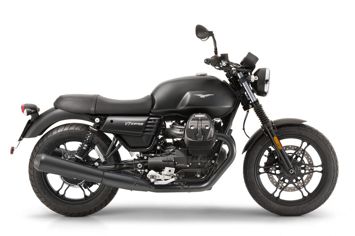 Precios de Moto Guzzi V7 III Stone