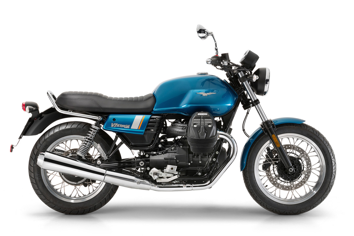 Precios de Moto Guzzi V7 III Special