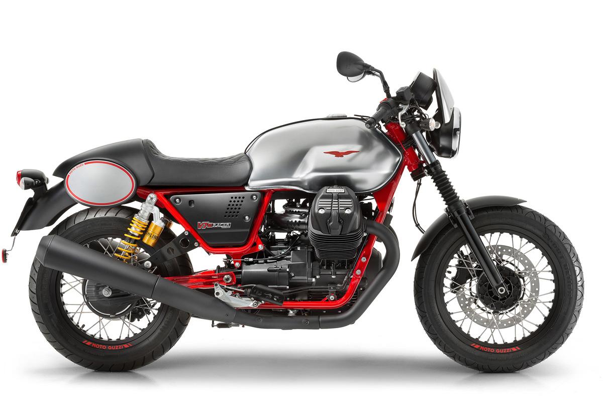 Precios del Moto Guzzi V7 III Racer