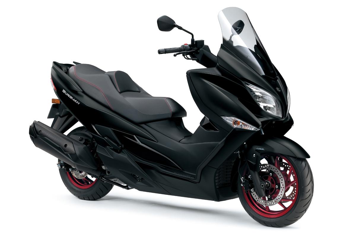 Precios de Suzuki Burgman 400