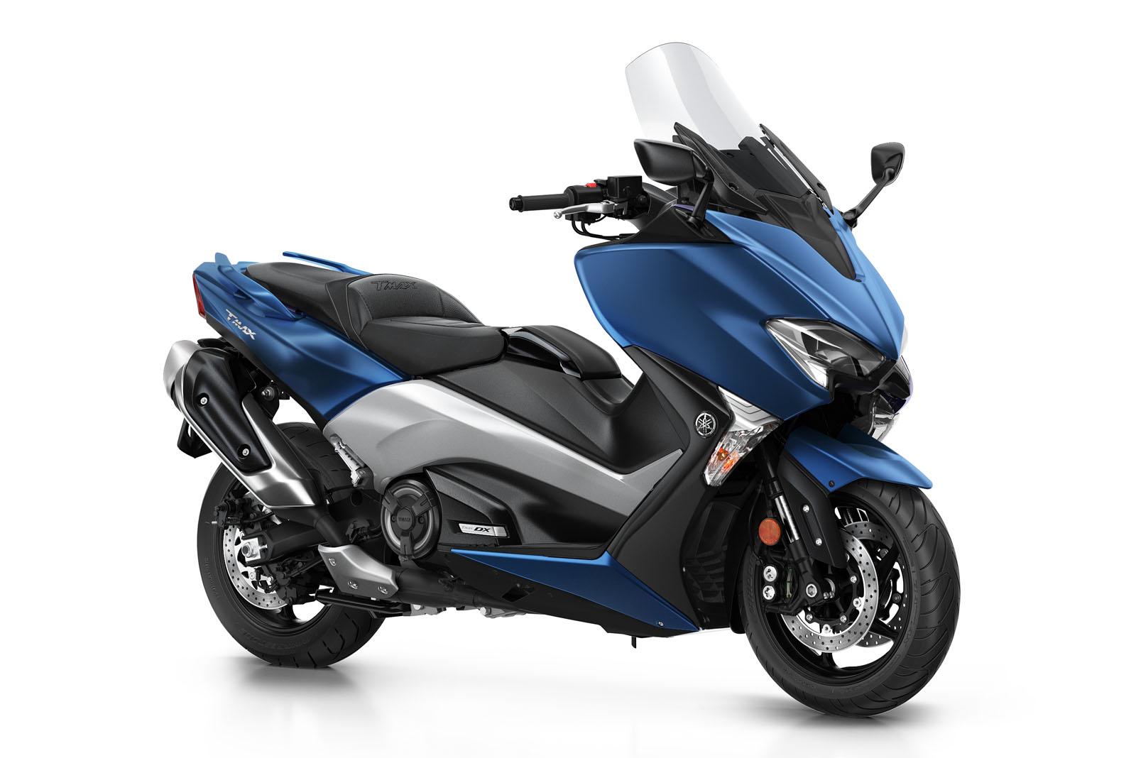 Precios del Yamaha TMAX DX