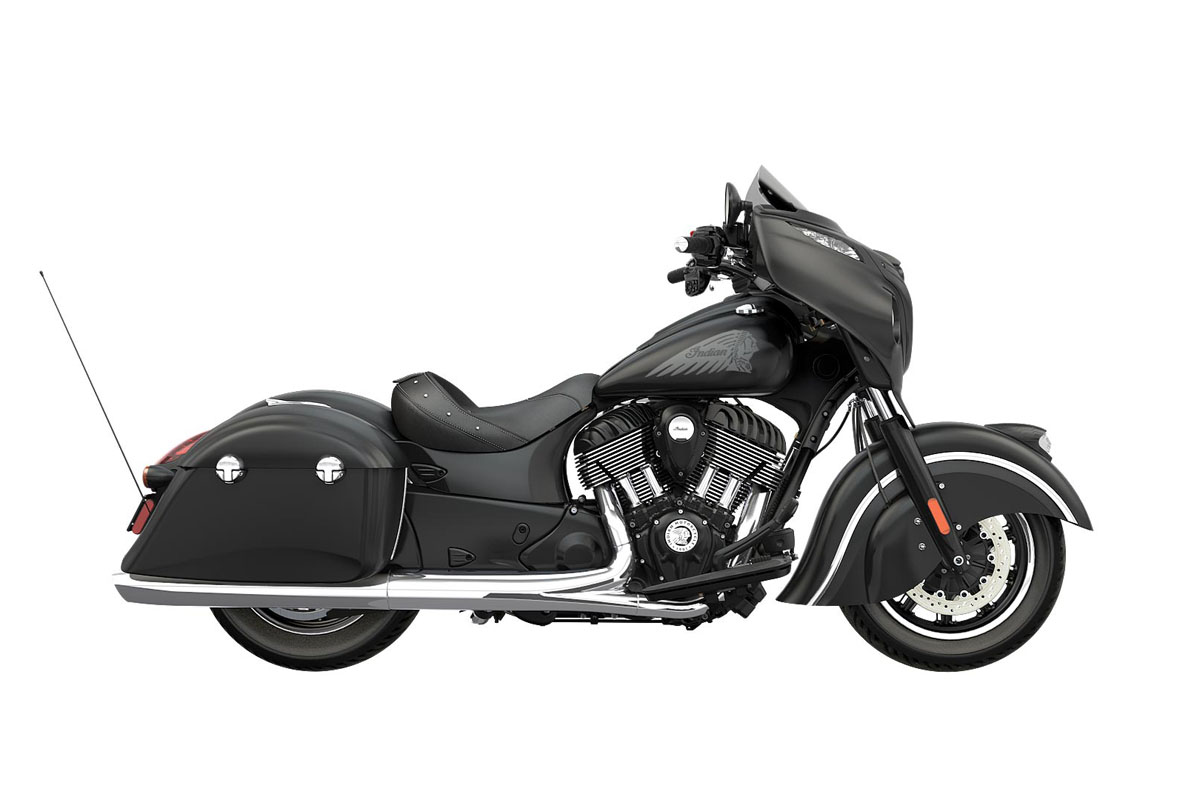 Precios del Indian Chieftain Dark Horse