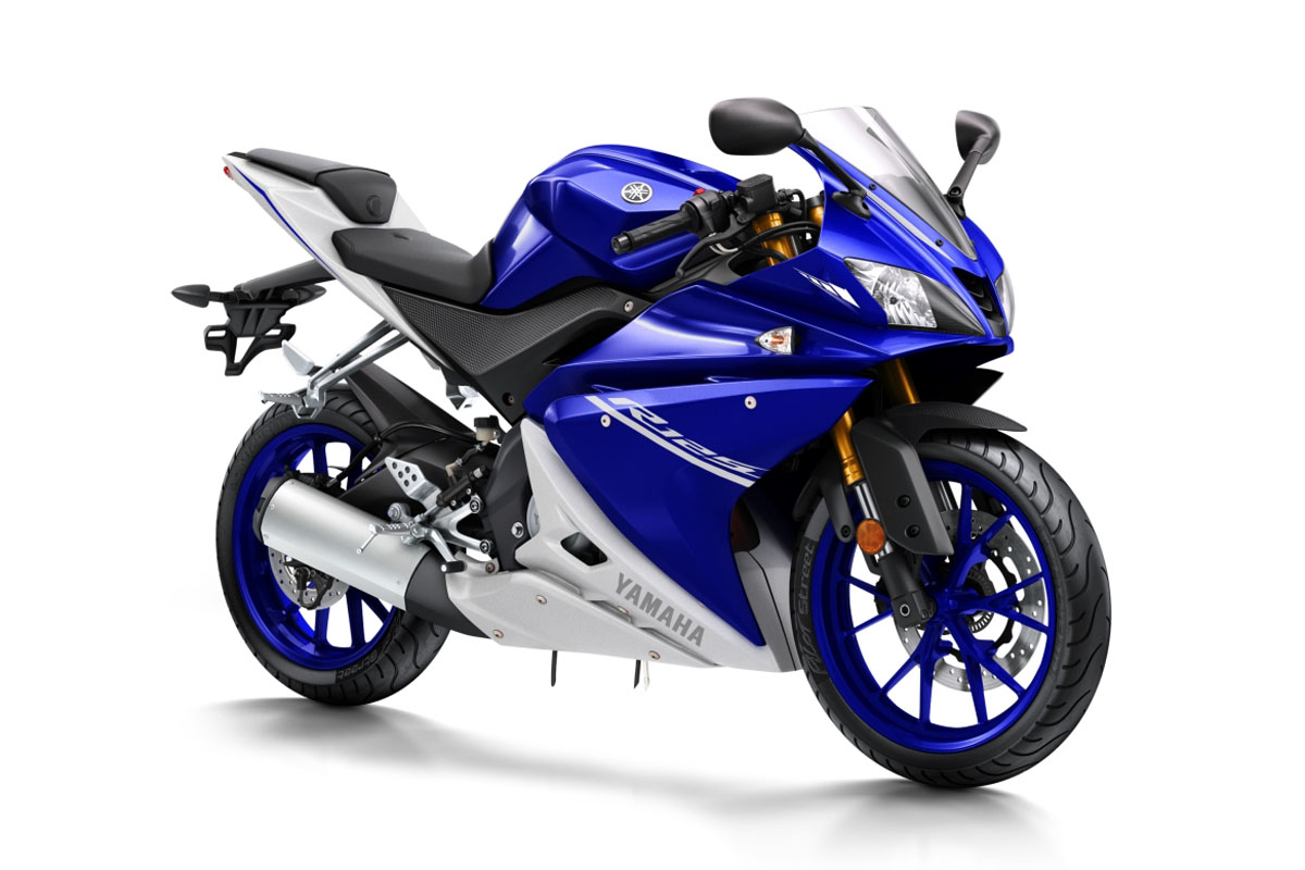 ofertas y precios de yamaha yzf r 125 abs. Black Bedroom Furniture Sets. Home Design Ideas