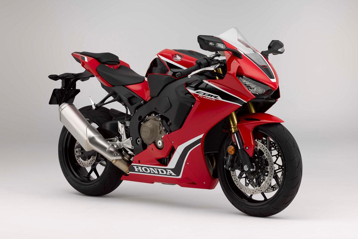 Precios de Honda CBR1000 RR
