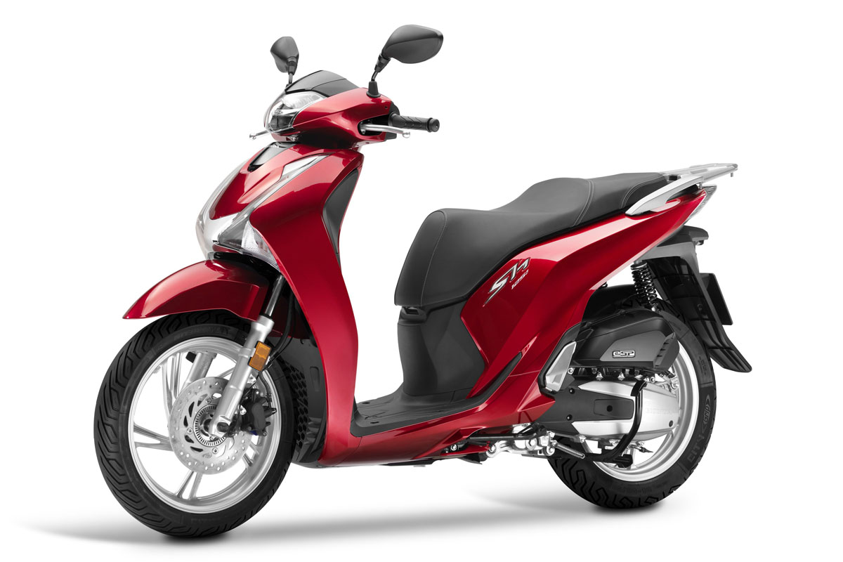 Honda Scoopy 125i ABS