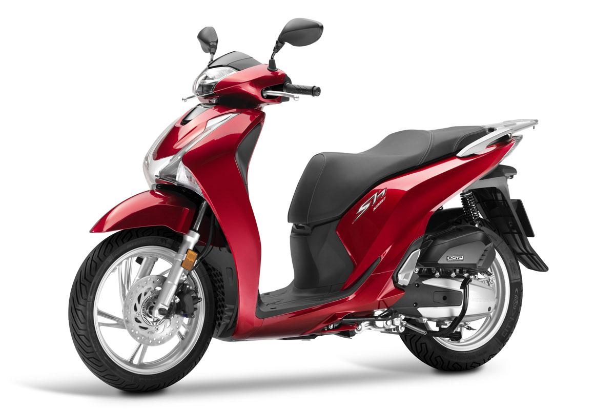 Precios de Honda Scoopy 125i ABS