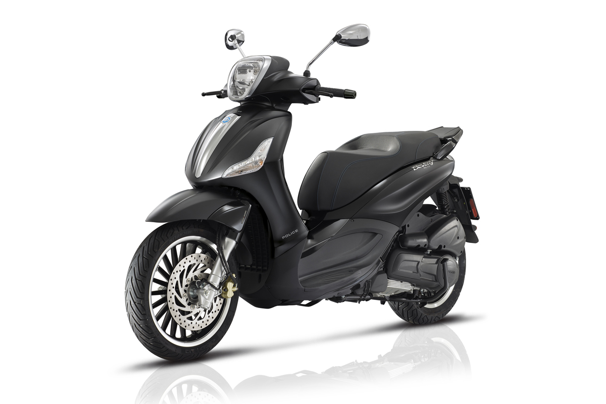 Piaggio Beverly 300 Police ABS ASR
