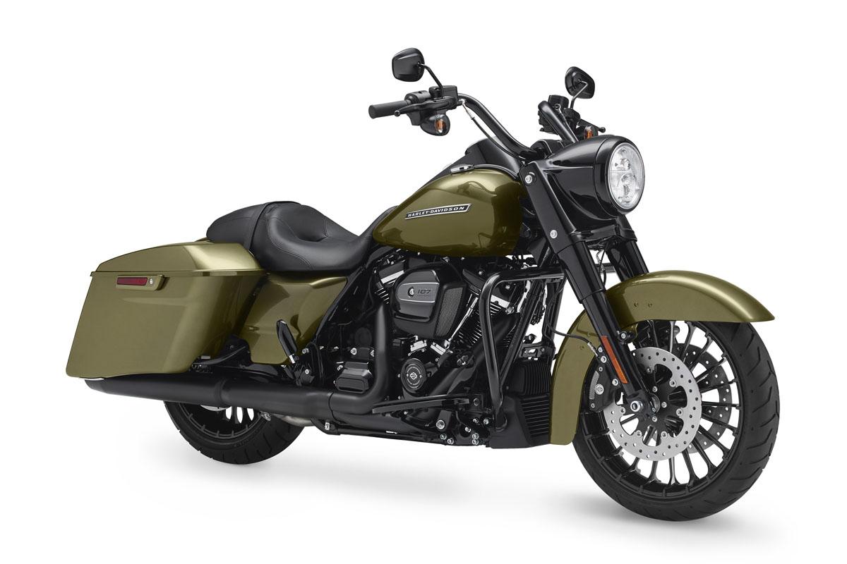 Precios de Harley-Davidson Road King Special