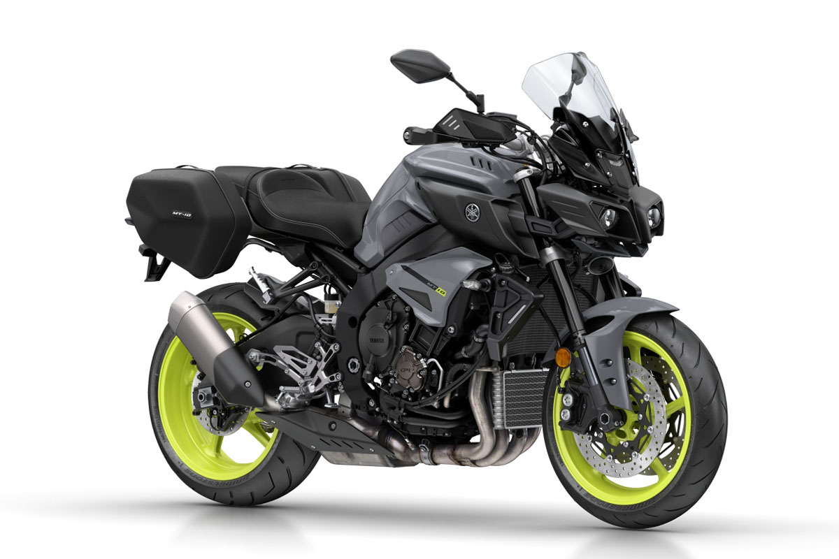 Yamaha MT-10 Tourer