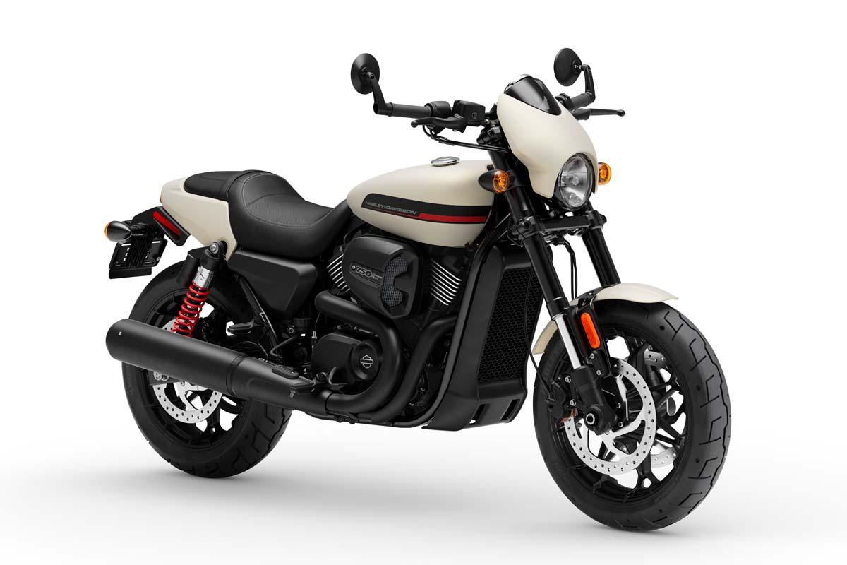 Precios de Harley-Davidson Street Rod 750
