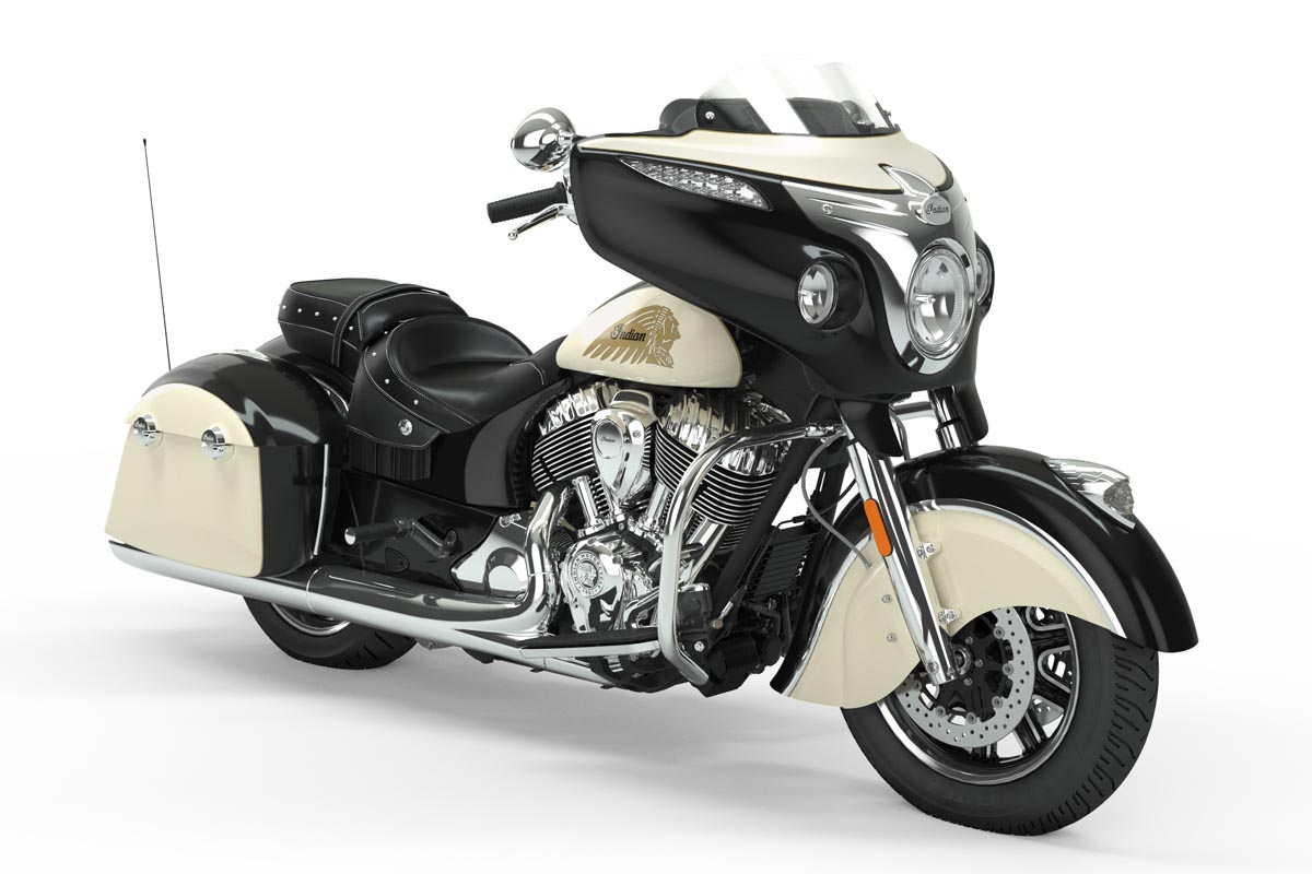 Precios de Indian Chieftain Classic