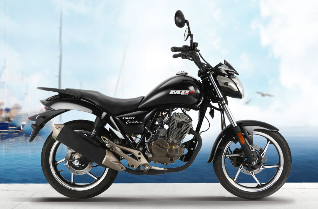 MH Street Evolution 125 Efi