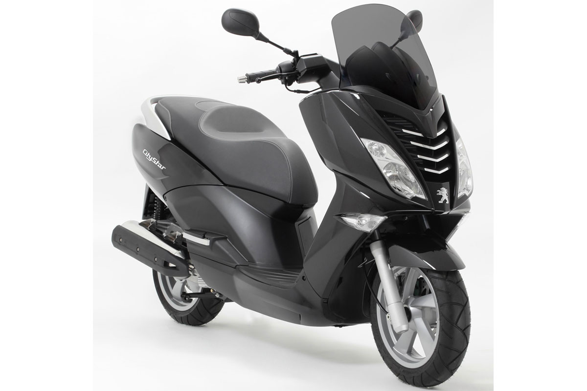 Peugeot Citystar 125 Powermotion ABS