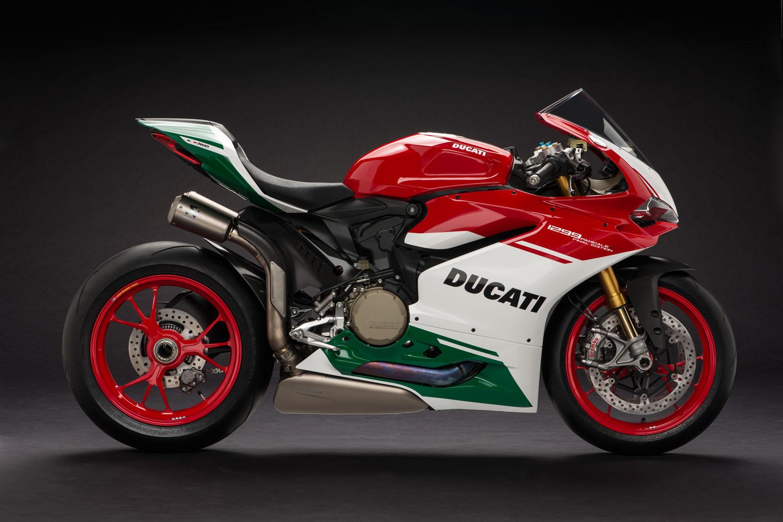 Precios del Ducati Panigale R Final Edition