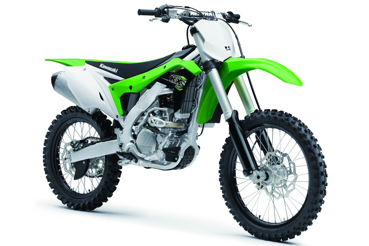Precios del Kawasaki KX250 F