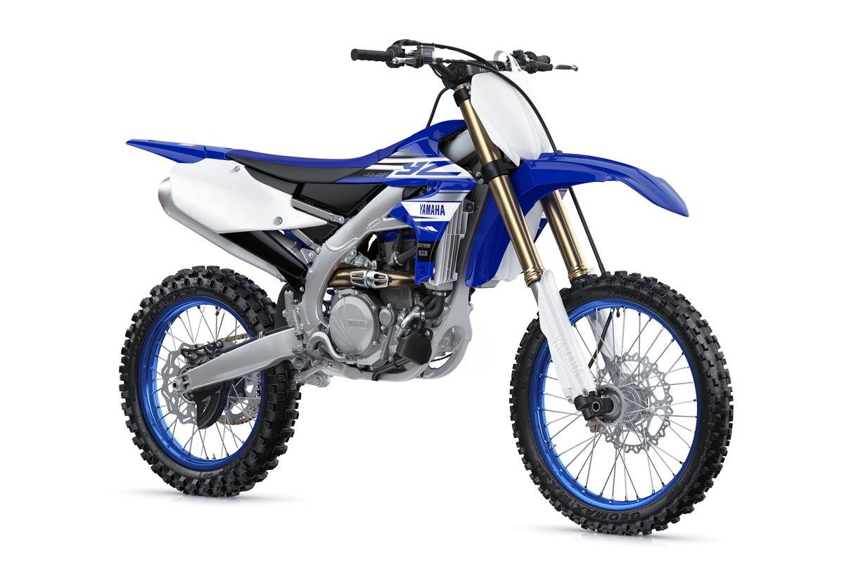 Yamaha YZ450 F