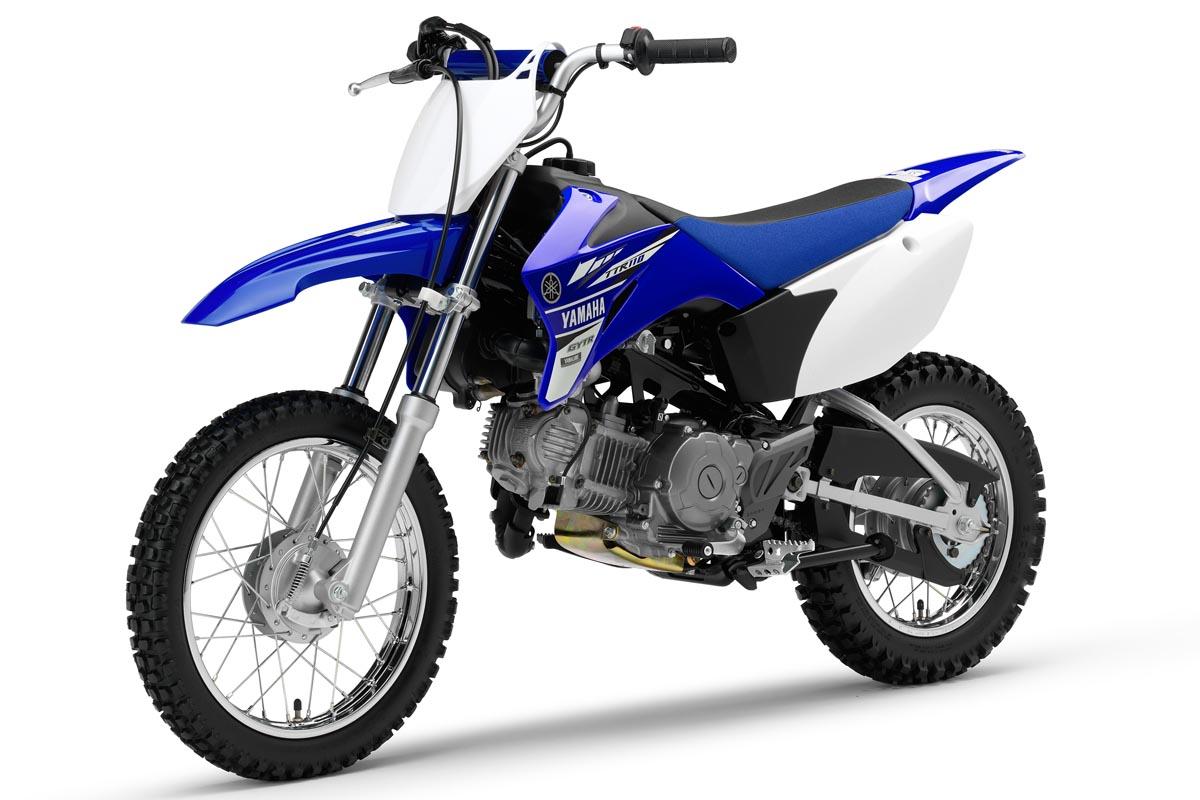 Yamaha TTR110 E