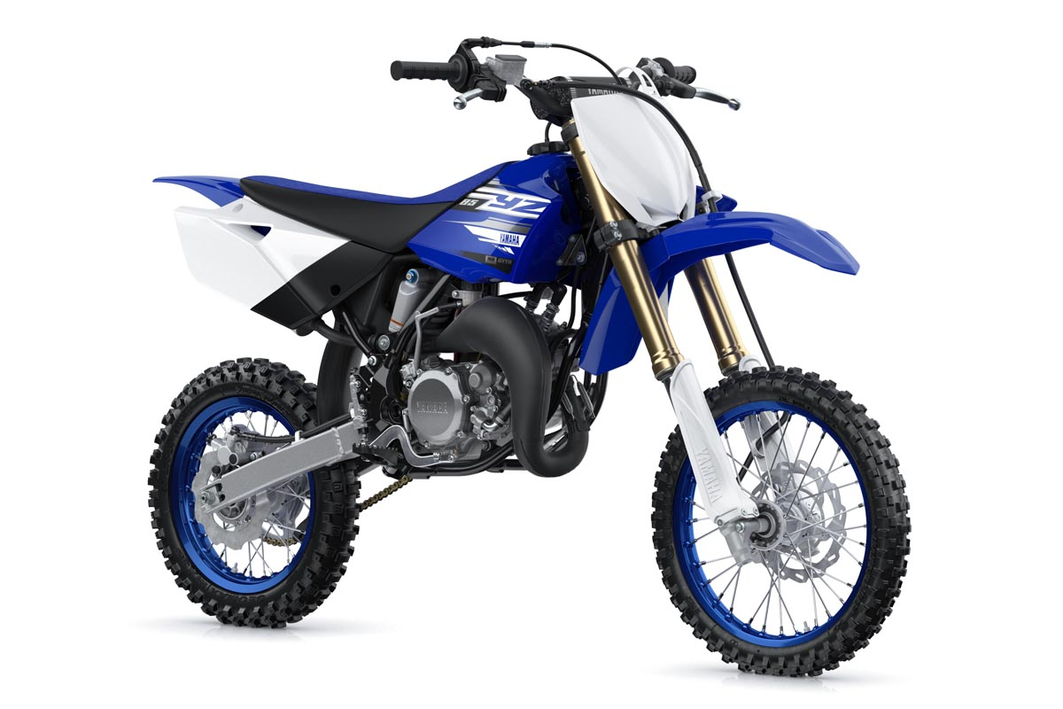 Yamaha YZ85 LW