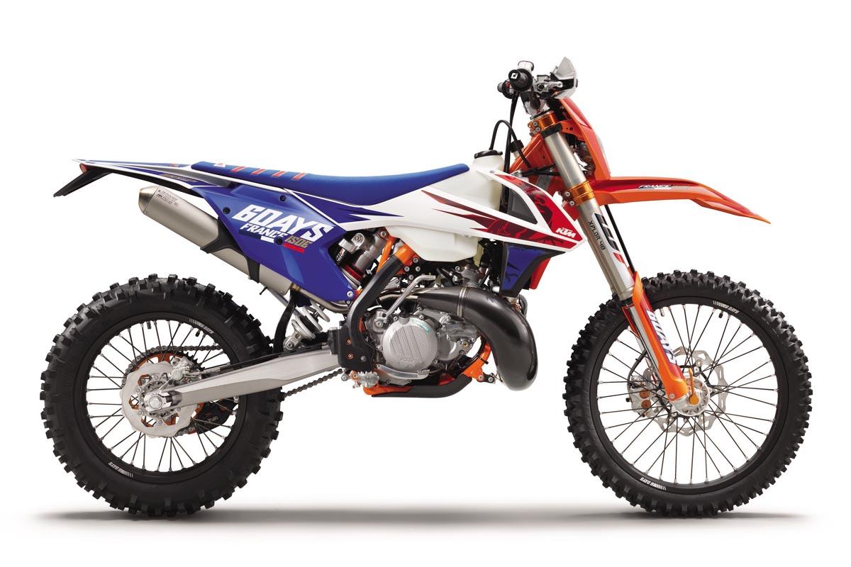 KTM EXC 300 TPI Six Days