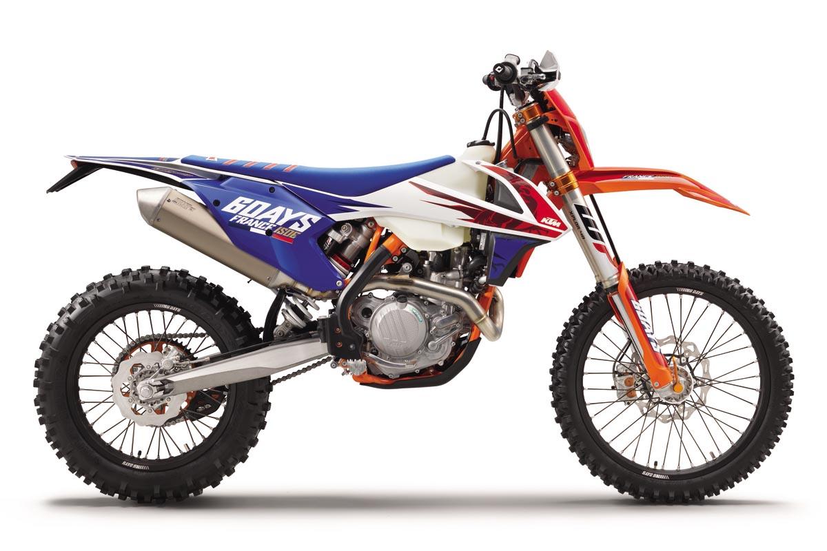 KTM EXC-F 450 Six Days