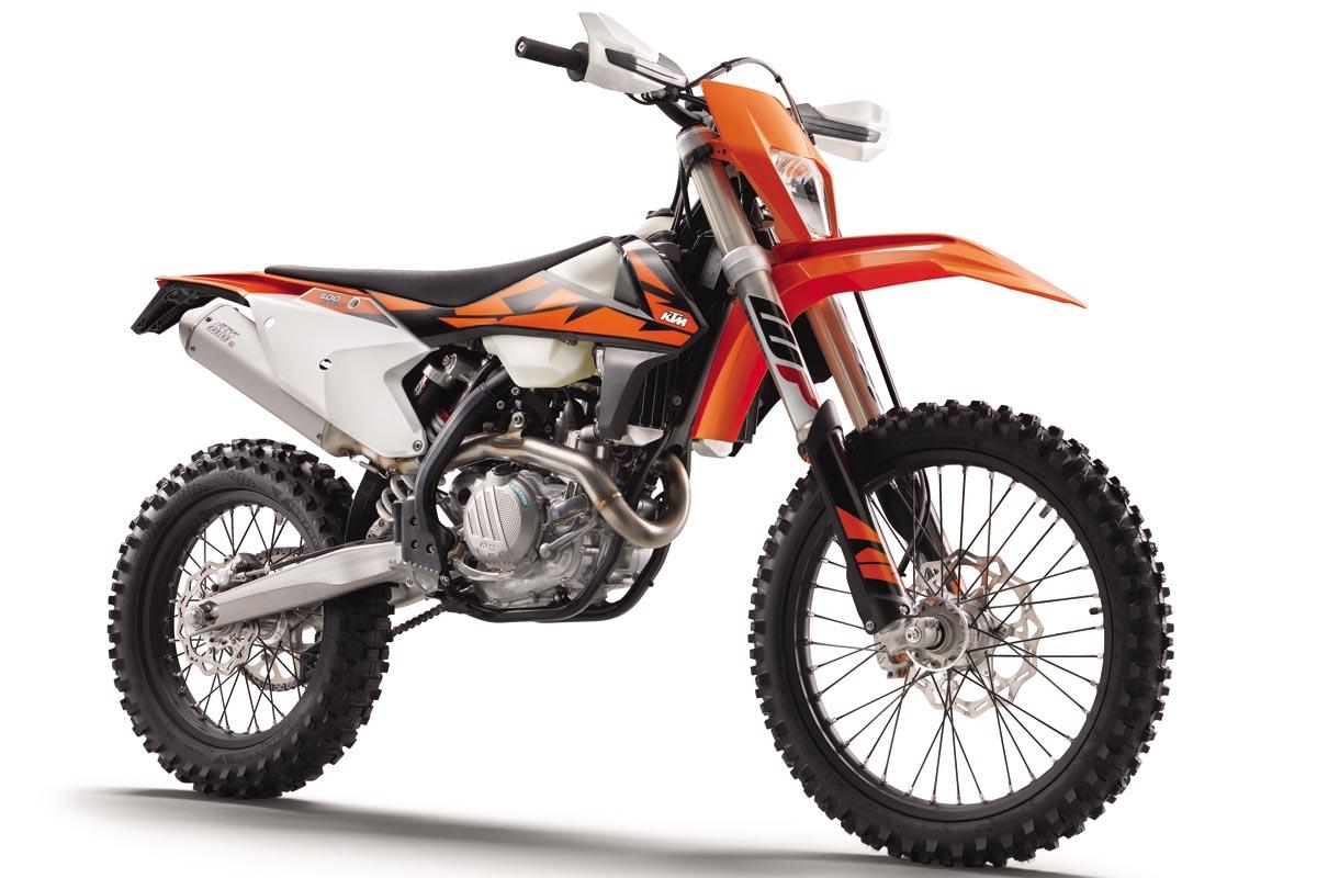 Precios de KTM EXC-F 500