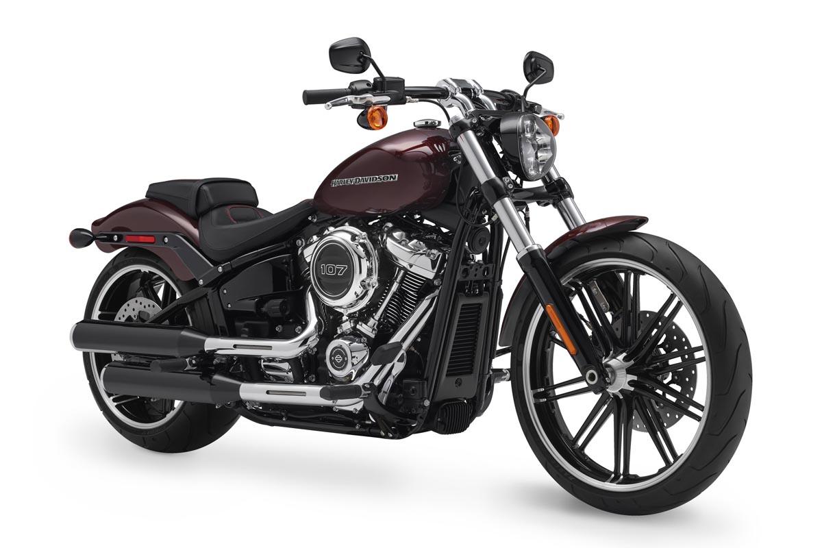 Precios de Harley-Davidson Breakout