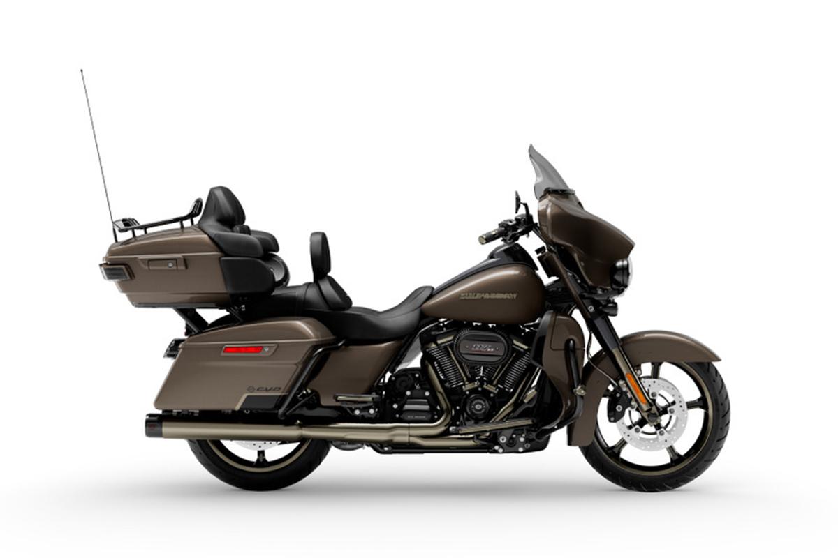 Precios de Harley-Davidson CVO Limited