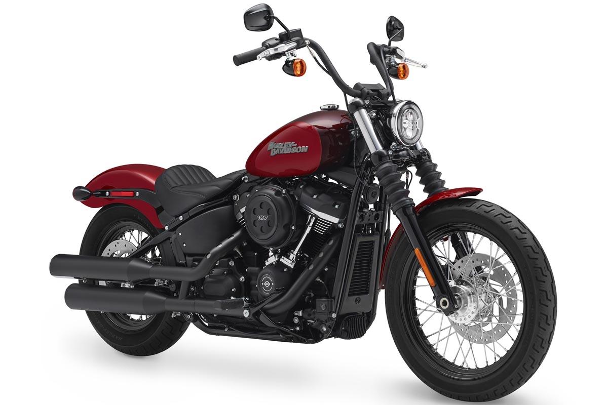 Precios de Harley-Davidson Street Bob