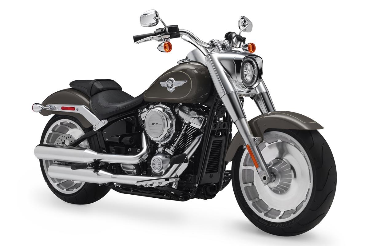 Precios de Harley-Davidson Fat Boy
