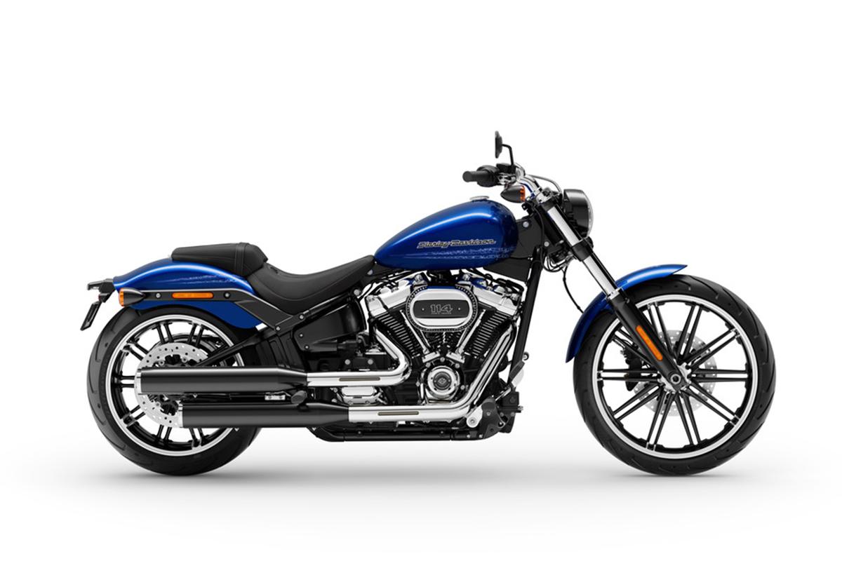 Precios de Harley-Davidson Breakout 114