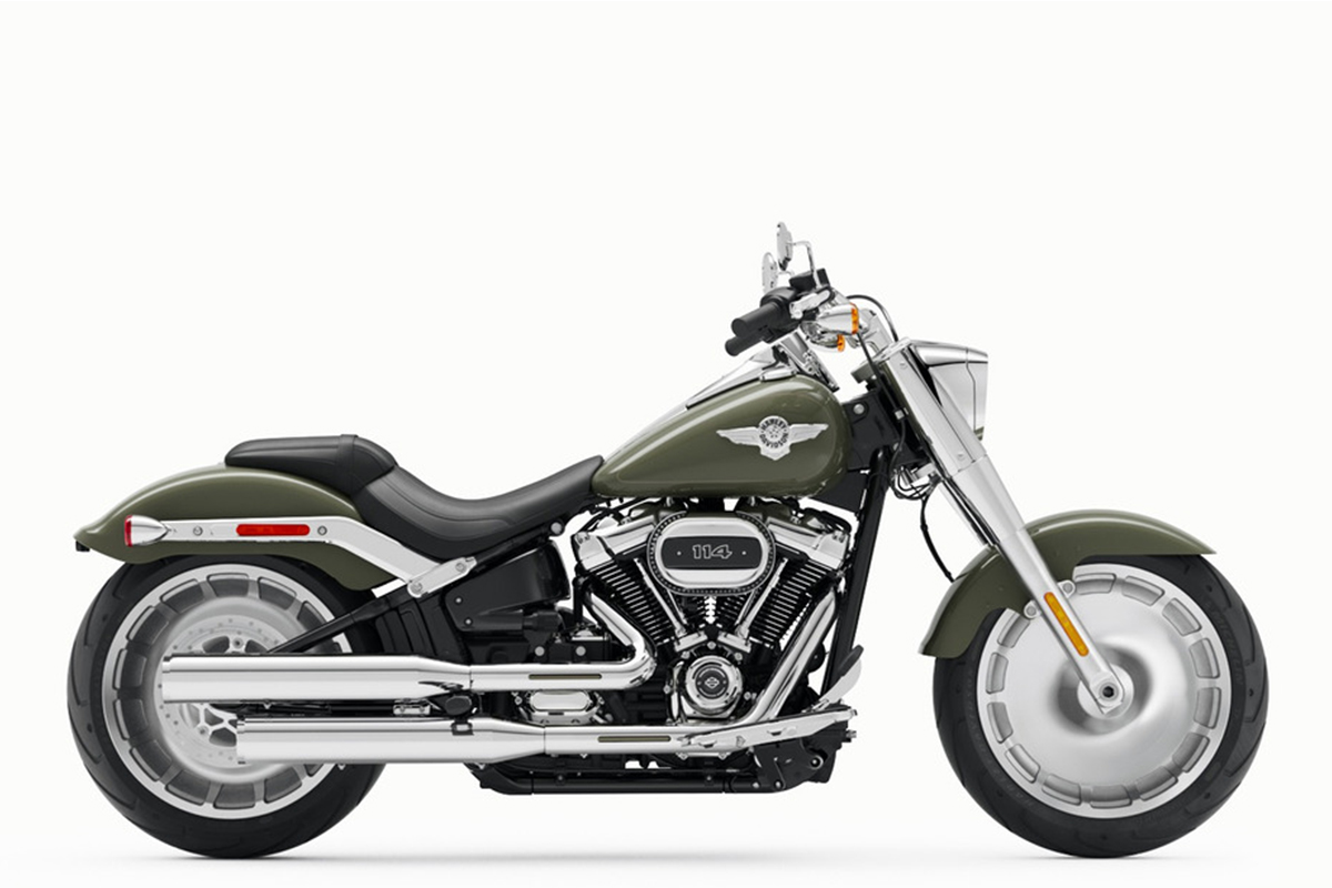 Precios de Harley-Davidson Fat Boy 114