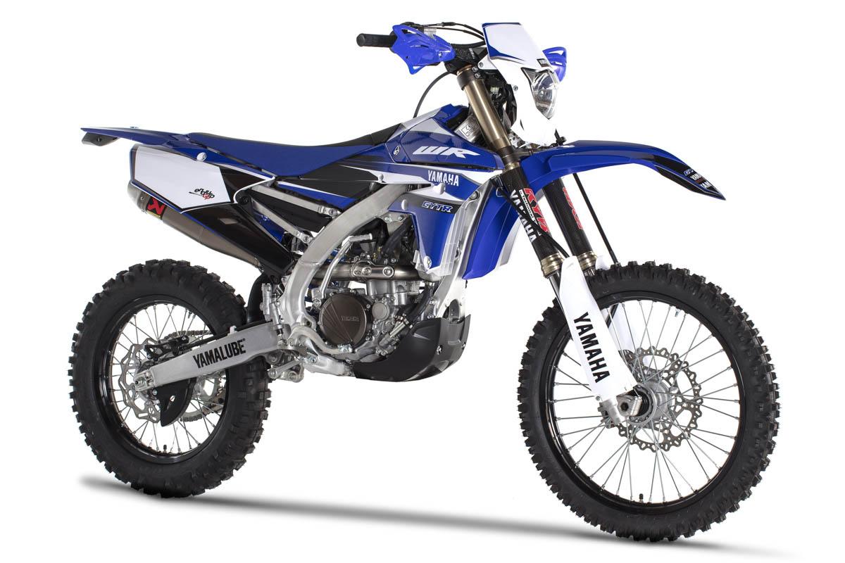 Yamaha WR250 F EnduroGP