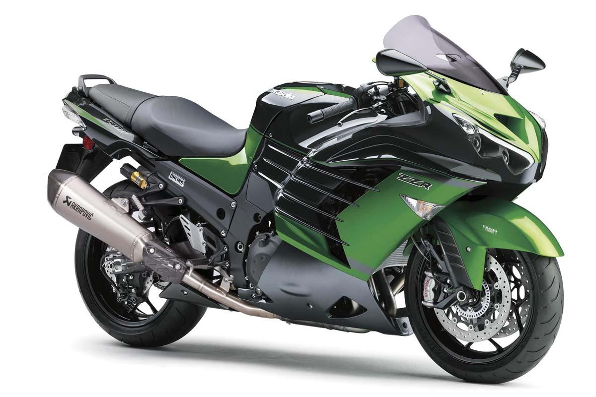 Precios de Kawasaki ZZR1400 Performance Sport