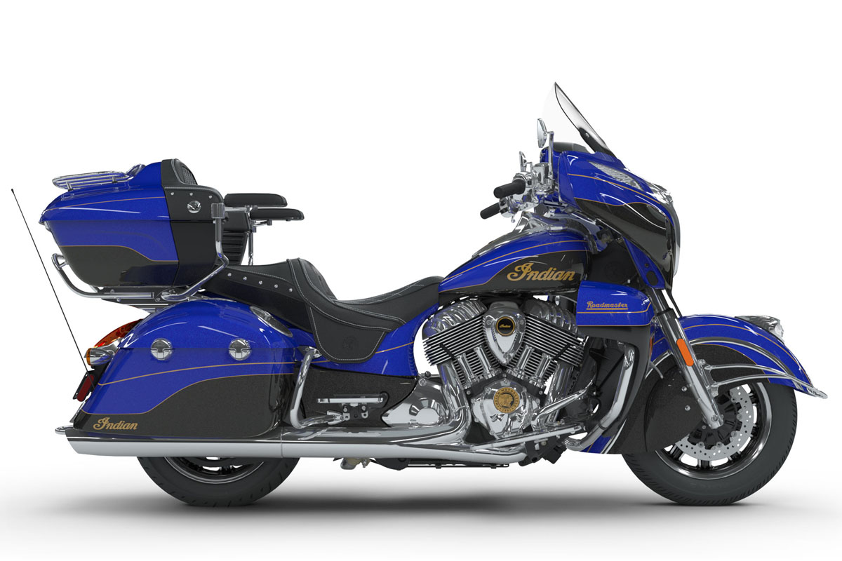 Precios del Indian Roadmaster Elite