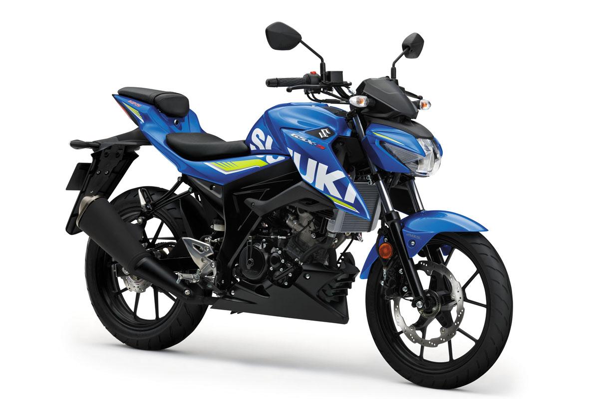 Suzuki GSX-S125 Z