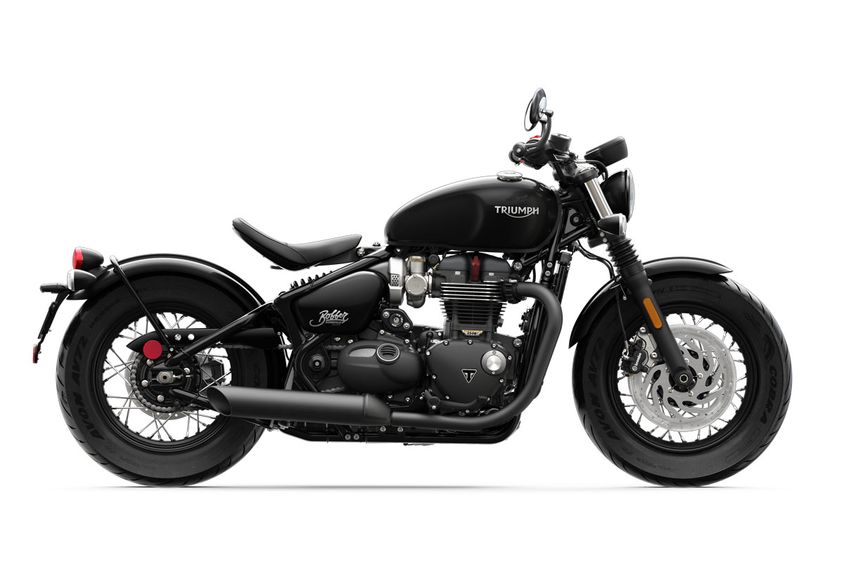 Precios de Triumph Bonneville Bobber Black