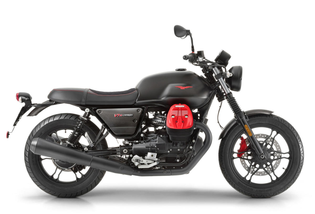 Precios de Moto Guzzi V7 III Carbon