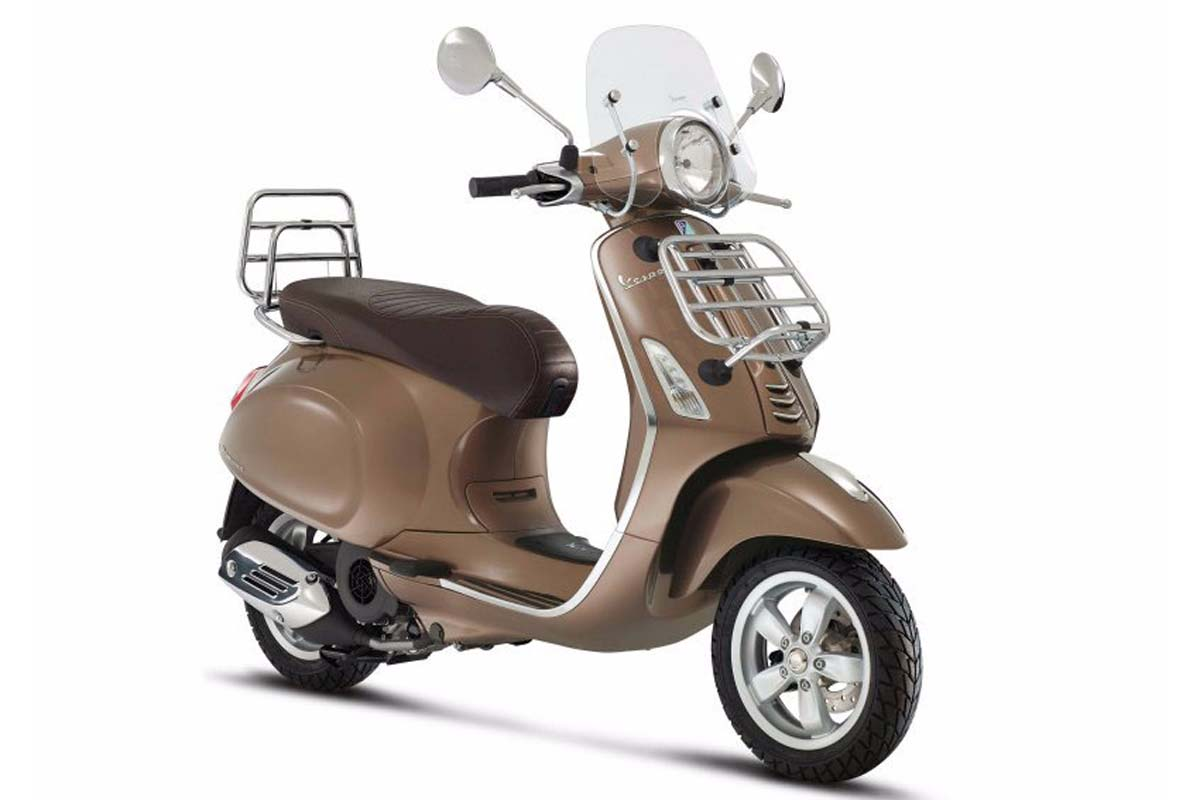 Vespa Primavera 50 Touring 4T